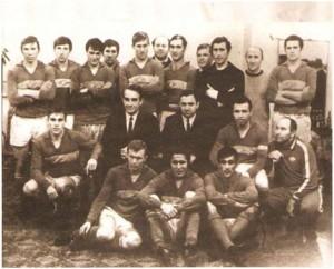 Cпартак сезон 1969 г.